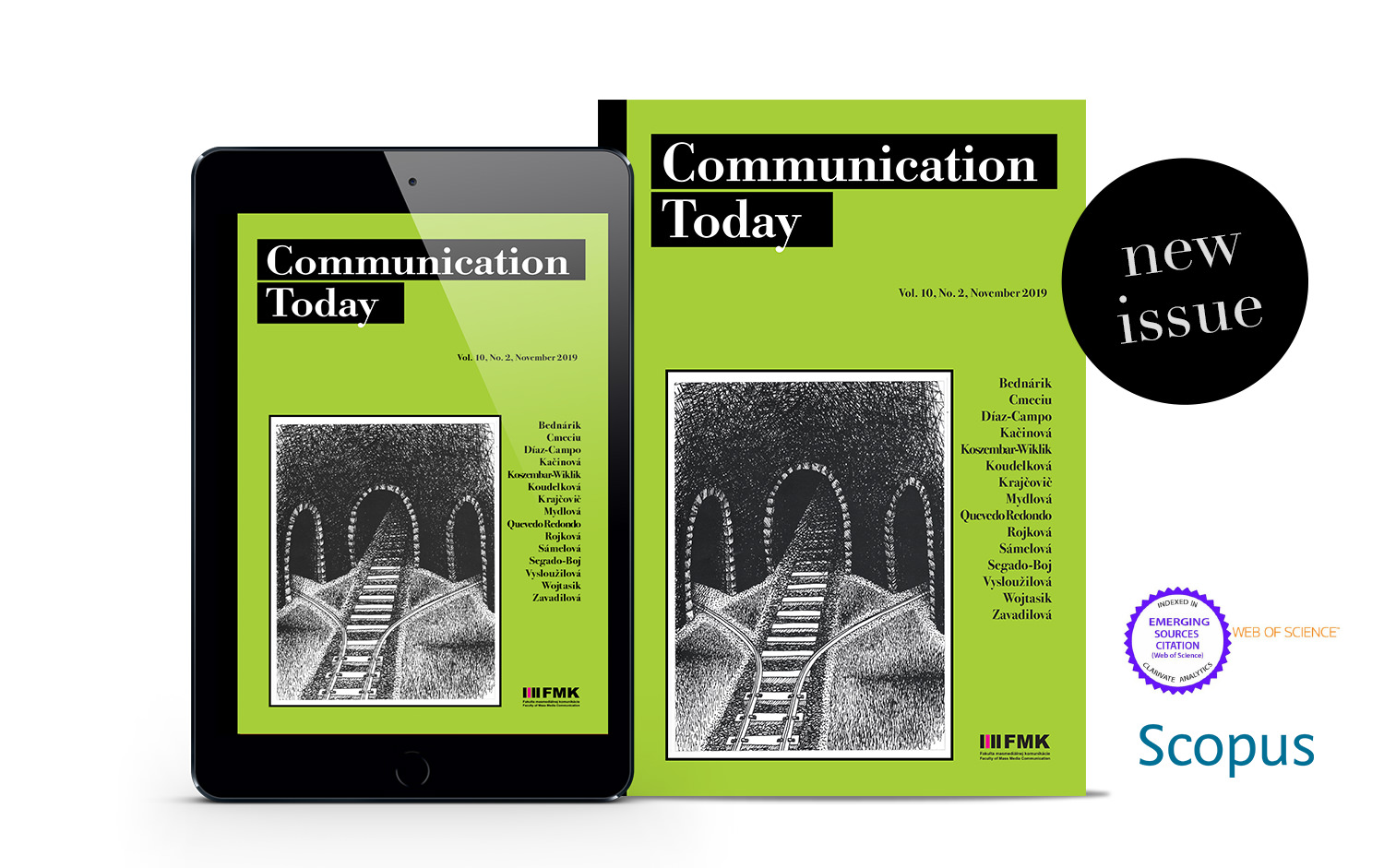 Cover: Communication Today no. 2, vol. 10